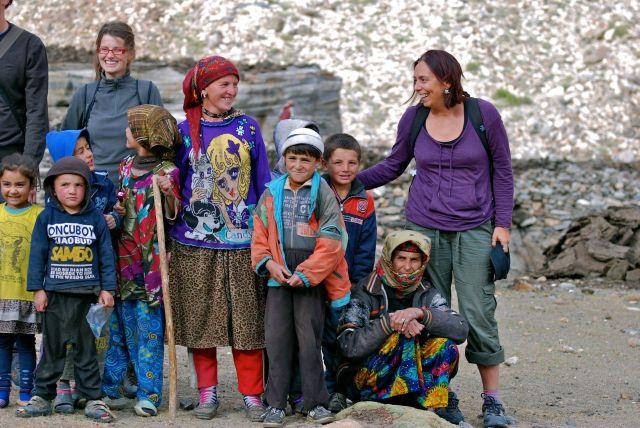 Pamir amici tajiki